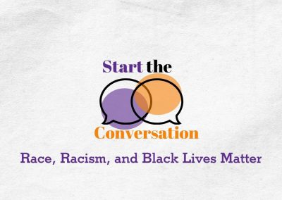 Race, Racism, and Black Lives Matter