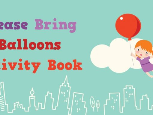 Please Bring Balloons Activity Book (Download)