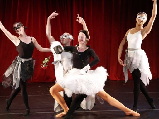 10 of the Most Famous Ballerinas in the World!