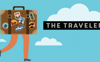The Traveler is Featured in The New York Times!