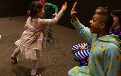 How to Raise a Child that Loves Theater