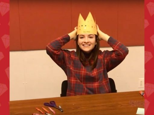 Make a DIY Crown with Claire!