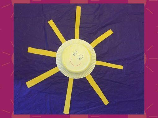 DIY Craft | Make a Sun with Us!