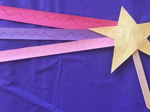 Make a Shooting Star with Us!