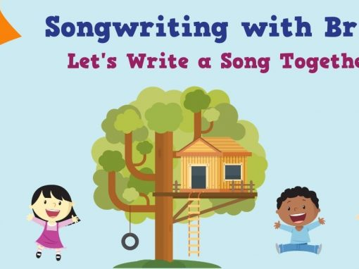 Songwriting with Brian: Let's Write a Song Together!
