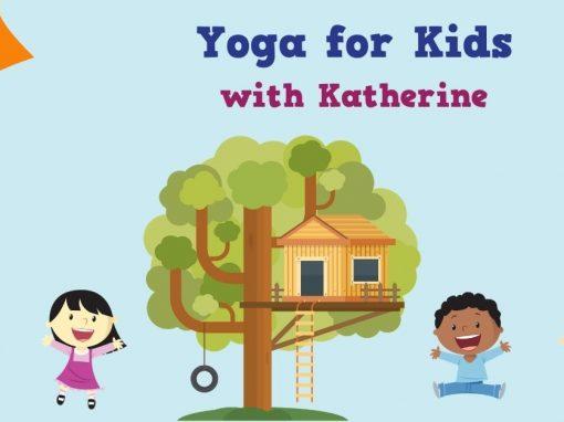 Yoga for Kids with Katherine