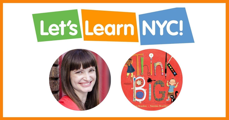 's learn nyc brielle silvestri think big