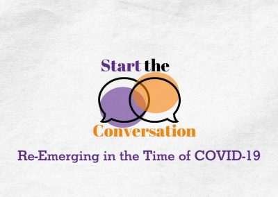 Re-Emerging in the Time of COVID-19