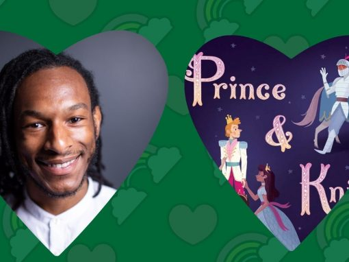 Proud Read Aloud: Prince & Knight