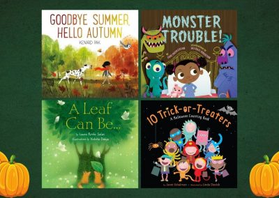 Celebrate Fall and Halloween with NYCCT's Interactive Storytime Class!