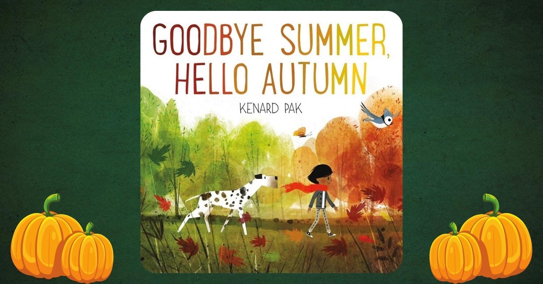 creative clubhouse stories goodbye summer, hello autumn