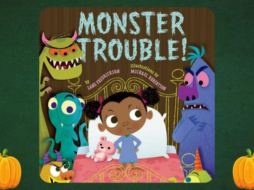 Creative Clubhouse Stories | Monster Trouble