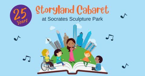 Storyland Cabaret at Socrates Sculpture Park